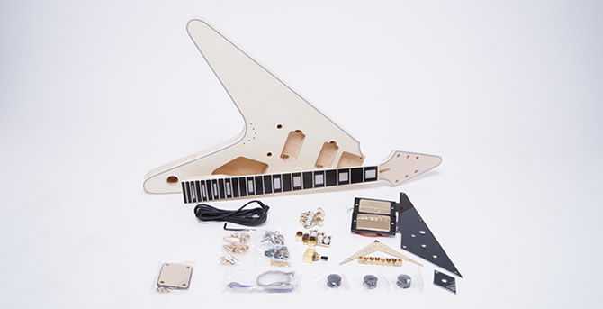 DIY GUITAR – FVC KIT