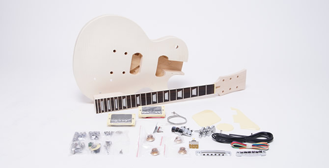 DIY GUITAR – LP KIT