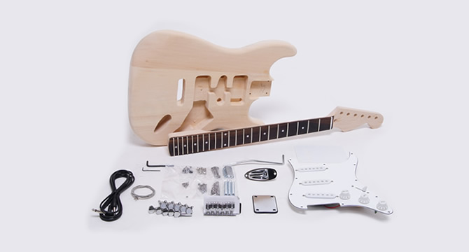 DIY GUITAR – ST KIT