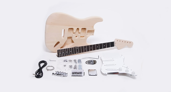 DIY GUITAR – STL KIT