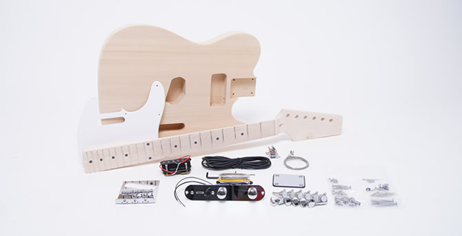 DIY GUITAR – TL KIT